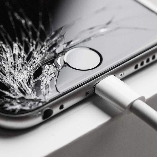 Thay mặt kính iPhone chính hãng