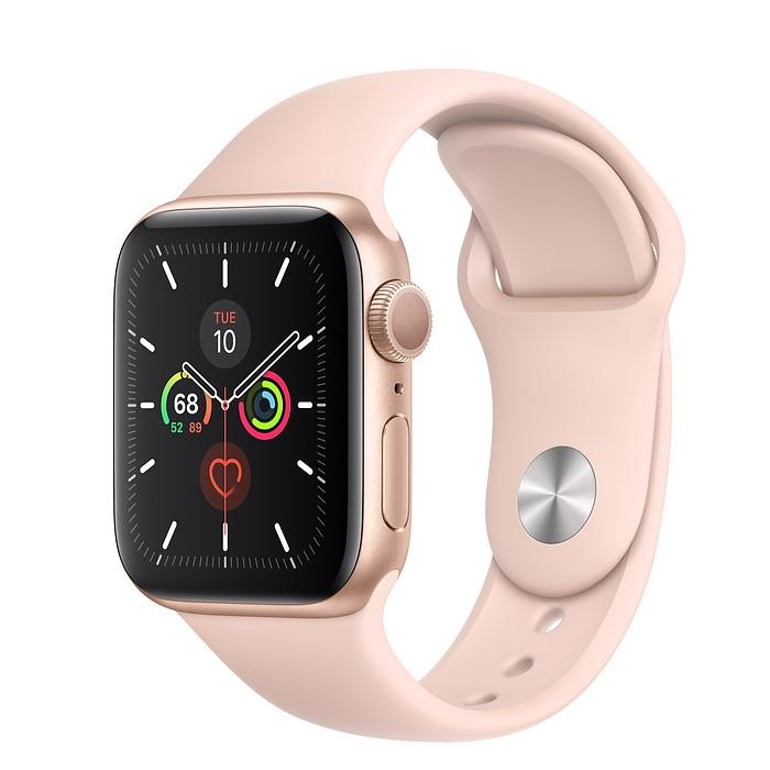 Apple Watch 5 GPS 44mm Viền Nhôm – Dây Cao Su – Chính Hãng Mới 100%